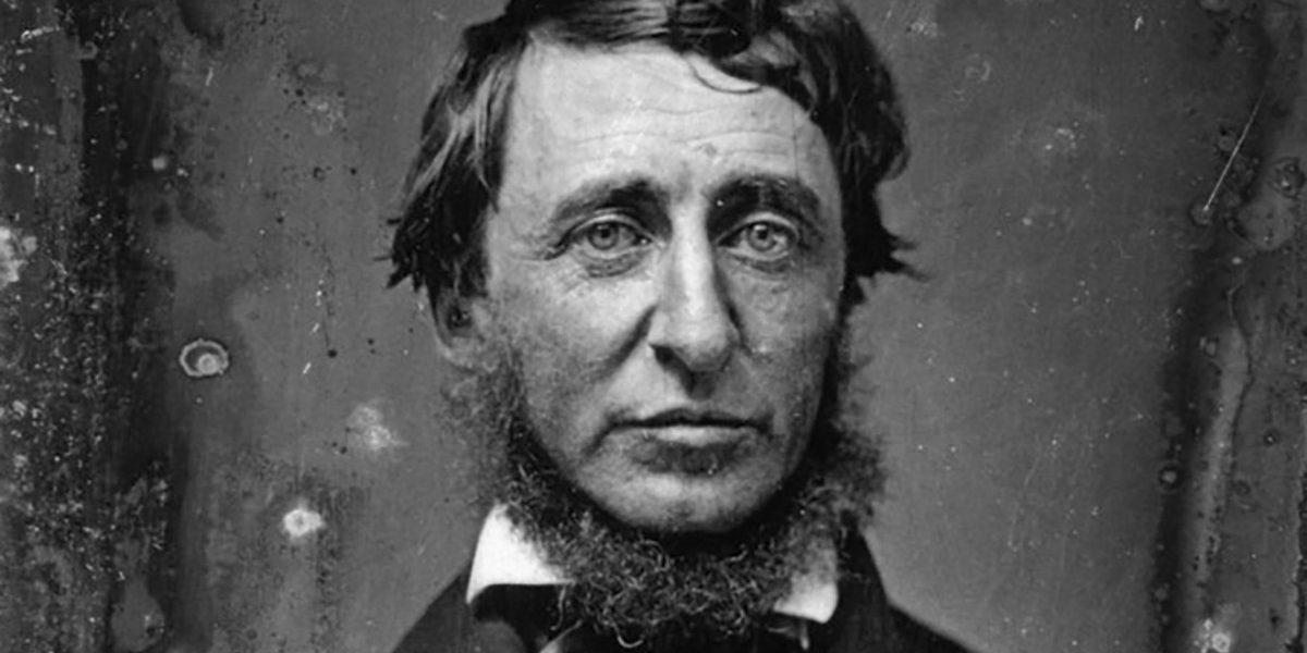 Henry David Thoreau, the American Yogi