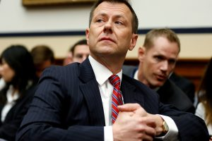 FBI Agent Strzok, Who Criticised Trump in Text Messages, Fired