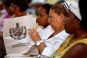 Cuba Begins Public Debate on Modernising Cold War-Era Constitution