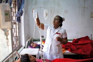 India's Push for Universal Healthcare Depends on Women's Safety