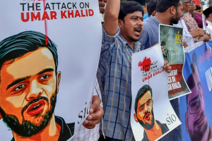 Umar Khalid: Those Breeding Atmosphere of Hatred Real Culprits Behind Attack