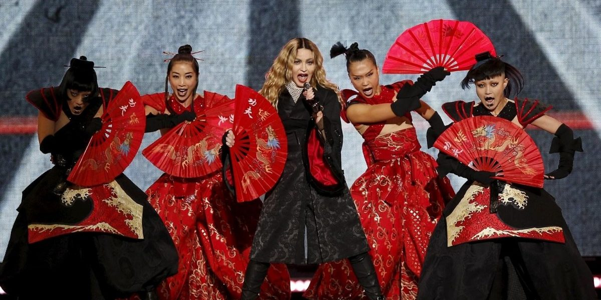 Madonna, the Material Girl Who Will Always Be in Vogue