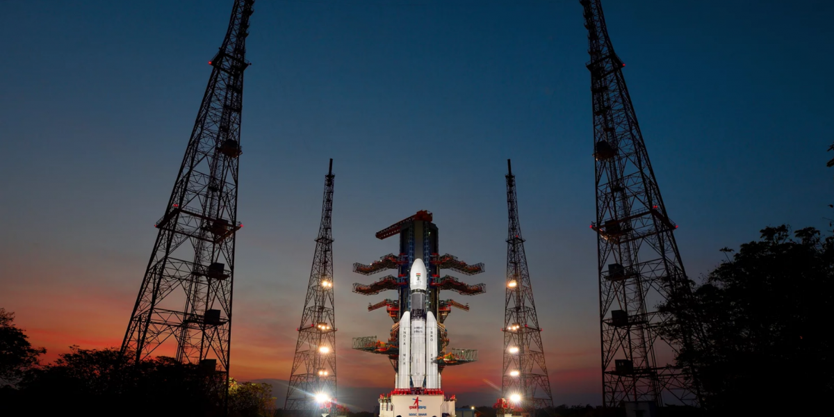 Today Is a Historic Day for ISRO for Two Reasons. Chandrayaan 2 Is Just One.