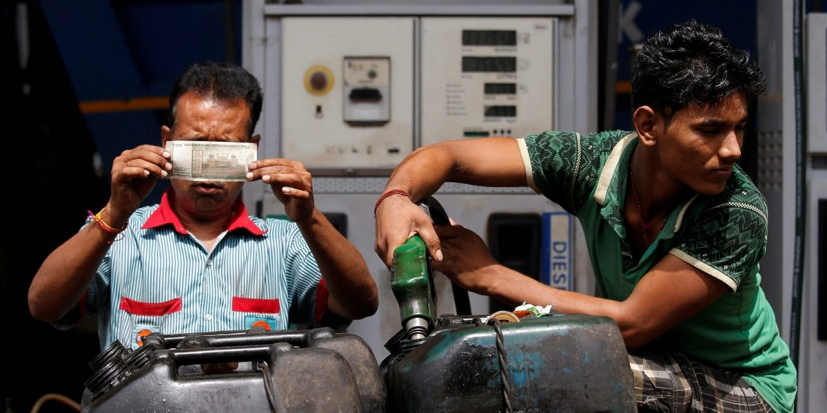 Petrol Dealers Allege They Were Told to Put Up Modi Photos or Face a Supply Block