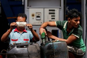 As Fuel Prices Hit Record Highs, Are Oil Politics Placing the Centre on a Sticky Wicket?