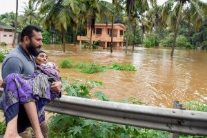 Over 100 Killed in Kerala in Just One Day as Flood Crisis Worsens