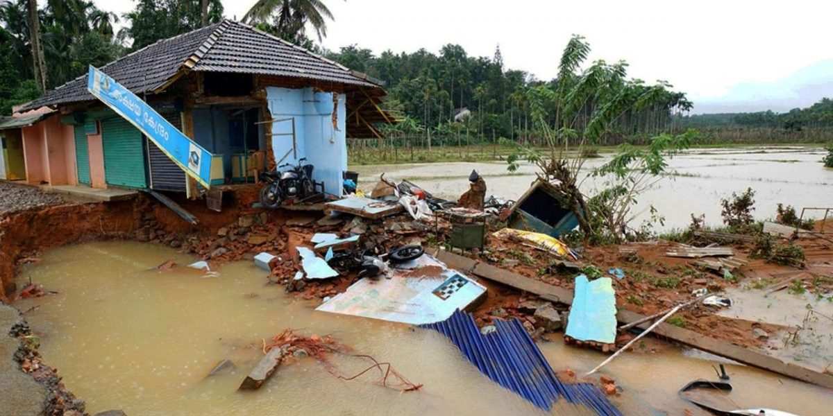 Kerala Is Experiencing a Catastrophe of a Lifetime, and It Shouldn't Have to Face It Alone