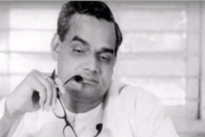 The Two Sides of Vajpayee's Poetry – Humanity and Hindu Pride