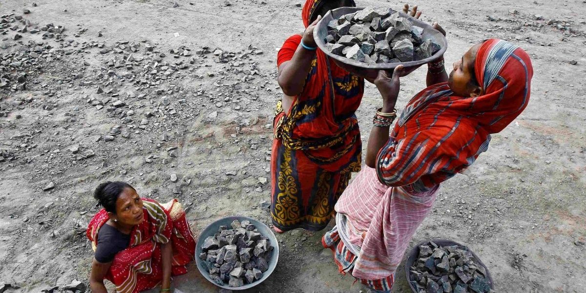 10 Women Workers Die Under Mound of Mud in Telangana
