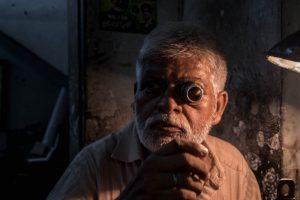 Time Stops at This Old-Style Lahori Watch Repairman's Shop