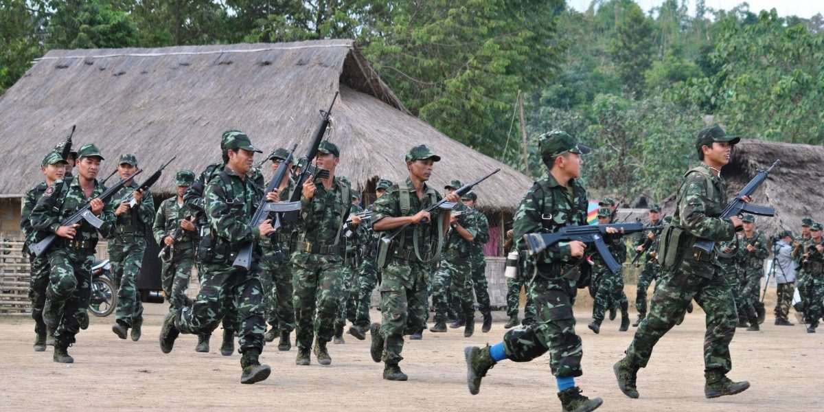 What the Change of Guard in Myanmar's Naga Rebel Base Means for the Northeast