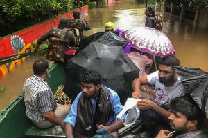 Kerala Relief Efforts Were a Great Example of the People and the State Working Together