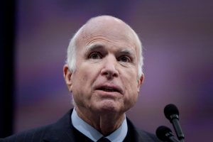 Republican US Senator John McCain Passes Away at 81