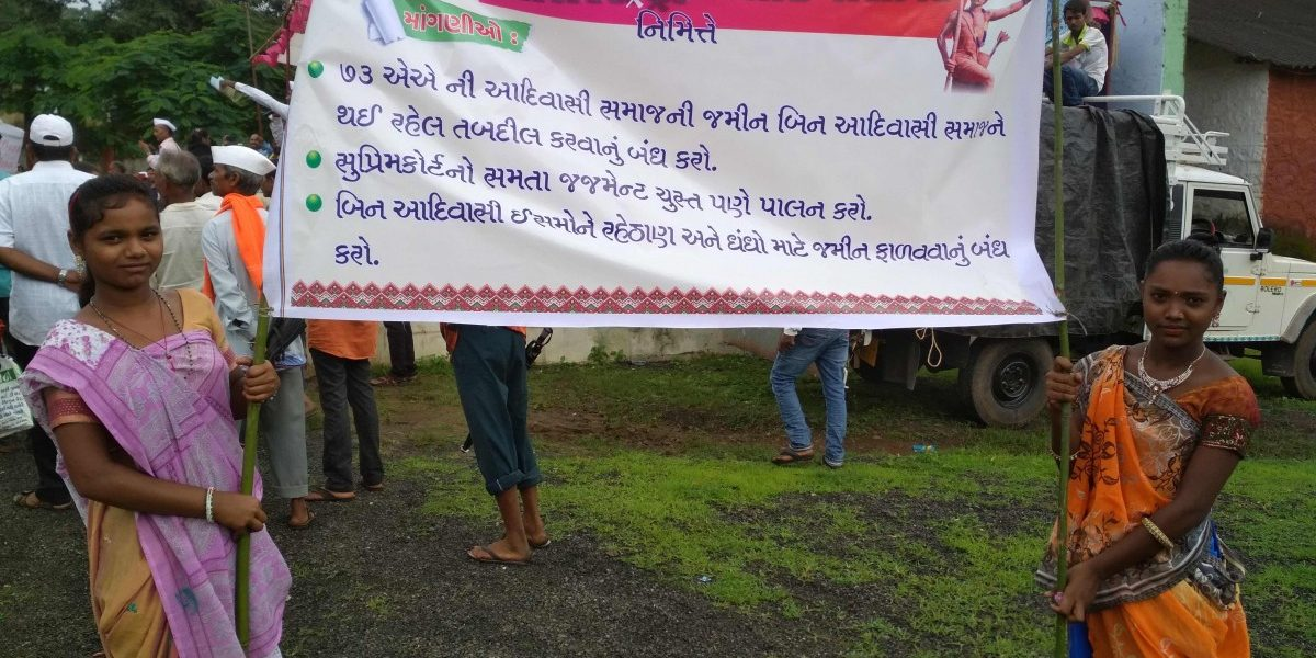 The Roots of a Growing Adivasi Resistance in Gujarat