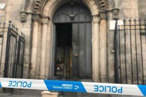 Gurudwara in UK Severely Damaged in a Suspected Arson Attack