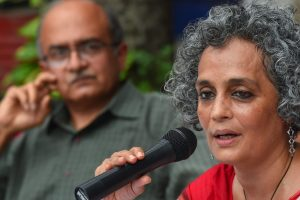 My Name is Arundhati Roy and #MeTooUrbanNaxal
