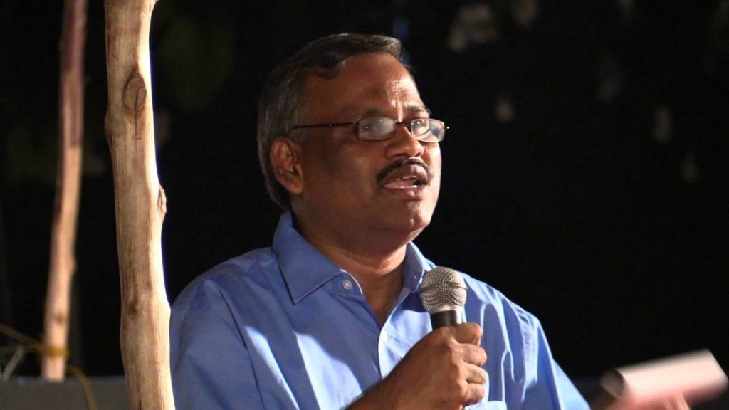 File photo of K. Satyanarayana. Credit: Youtube