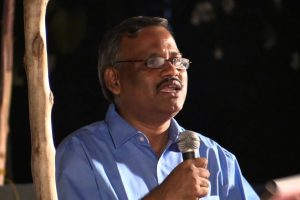 K. Satyanarayana Says Will Move SC Against Pune Police's Actions Against Him