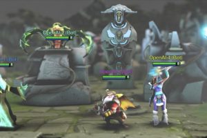 DotA Redux: AI Played Complex Video-Game Against Human Pros, and Lost