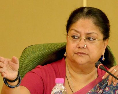 What Brought the Fall of Vasundhara Raje in Rajasthan?