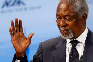Honouring Kofi Annan, John McCain and Others: The Blind Spots of Eulogies