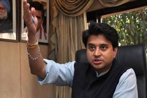 MP BJP Legislator's Son Threatens to Shoot Jyotiraditya Scindia in Facebook Post