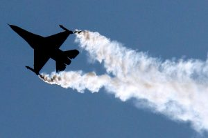 Lockheed Martin to Build Wings for F-16 Combat Plane in India With Tata
