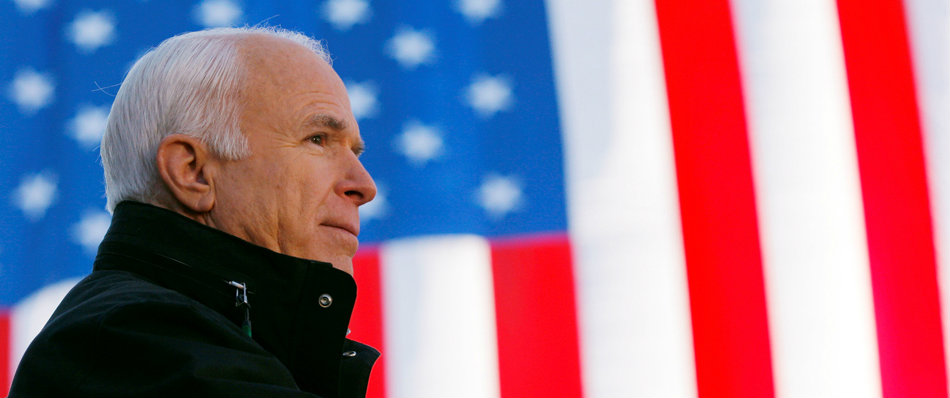 Behind the Paeans to McCain, a Lament Over New Tactics of Hegemony