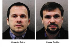 UK Names Two Russians for Attempted Murder of Former Russian Spy Skripal