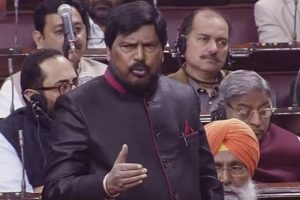 Union Minister Ramdas Athawale Tests Positive for COVID-19