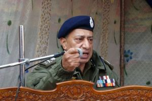 A Week After 'Revenge Abductions', J&K Police Chief S.P. Vaid Removed From Post