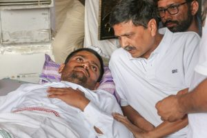 Hardik Patel Ends Fast, No Negotiation in Sight