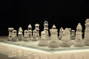 The Chess Player That Mocked Her Opponent