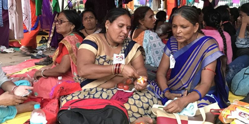 Taken For Granted And Ignored Anganwadi Workers Demand Better Pay Conditions