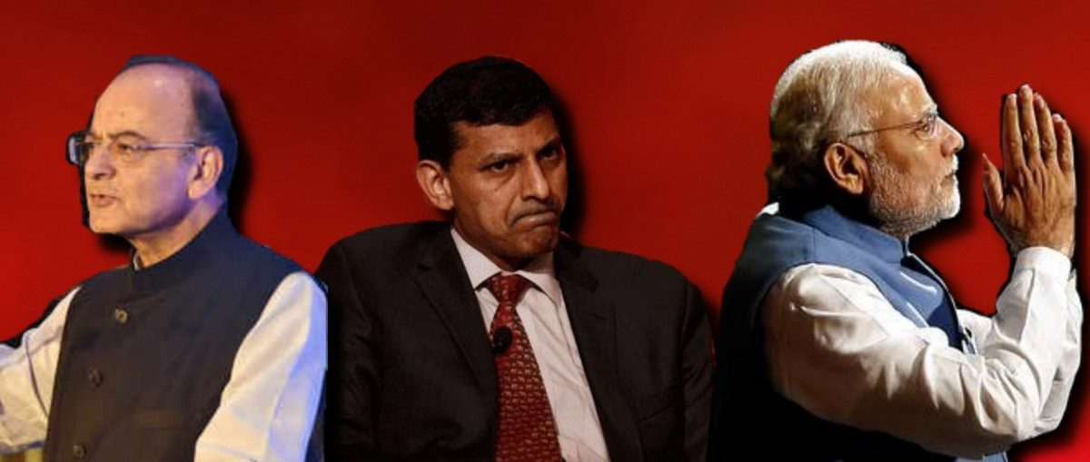 Raghuram Rajan Gave PMO a List of 'High Profile NPA Fraud Cases' but No Action Was Taken