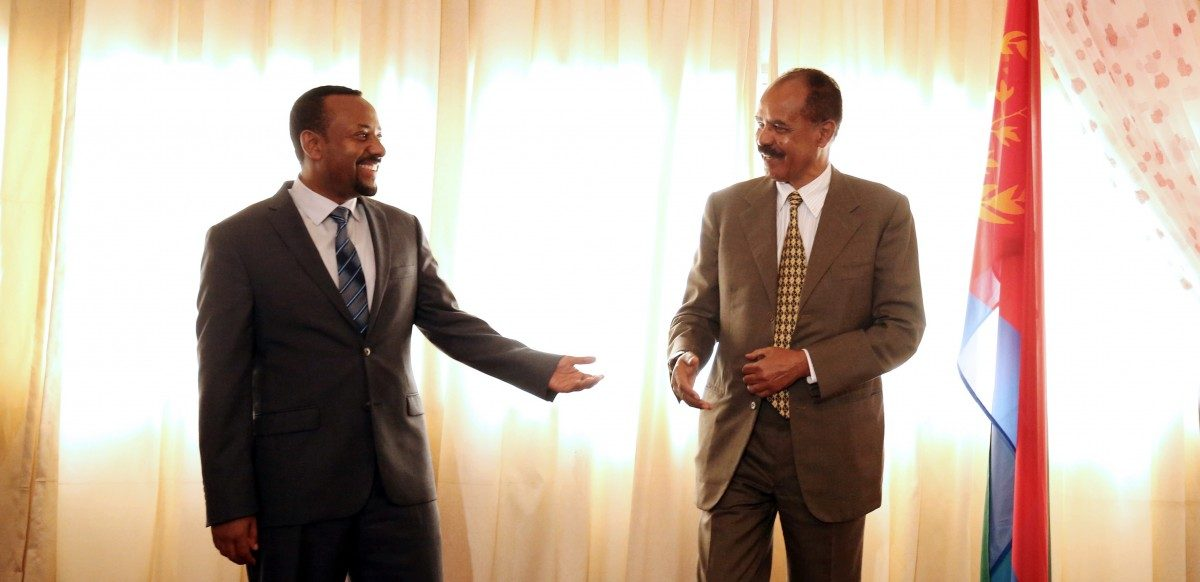 Ethiopia, Eritrea Reopen Border Points for First Time in 20 Years