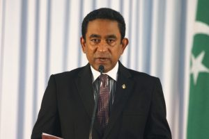 Maldives Election Expected to Cement President Abdulla Yameen's Grip on Power