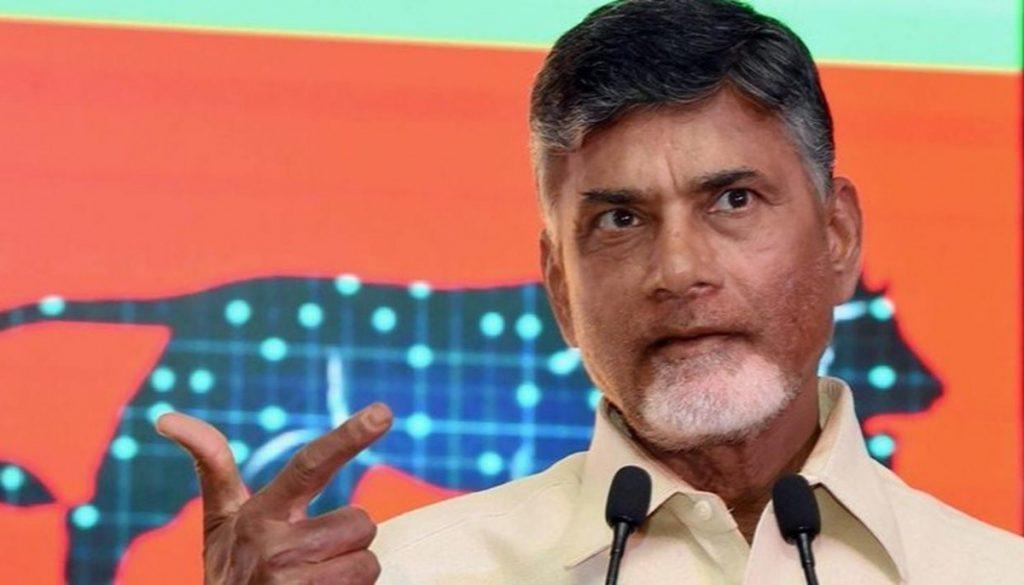 Andhra Pradesh Chief Minister, N. Chandrababu Naidu. Credit: PTI