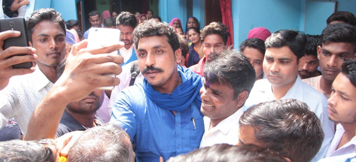 After Release, Chandrashekhar Azad Urges People to Not Vote for 'Communal' BJP