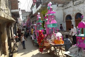 The Tazia Makers of Lucknow