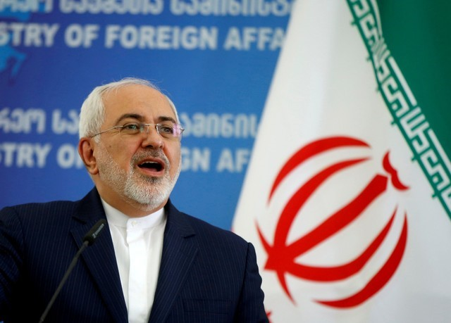 Iran's Foreign Minister Zarif Resigns