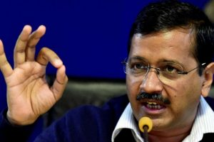 'Solution Lies With the Centre': Kejriwal on Ravidas Temple Issue