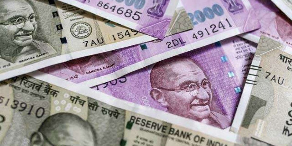 real depreciation of indian rupee only 6 7 imf