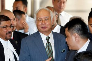 Ex-Malaysian PM Najib Arrested, to Face Charges in 1MDB Case