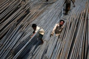 To Support Rupee, India Considers Increasing Steel Import Duty