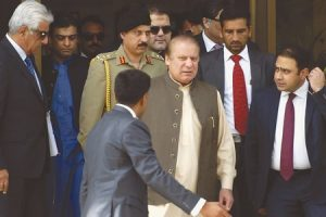 Pak SC Dismisses Appeal Against Suspension of Sharifs' Sentences in Graft Case