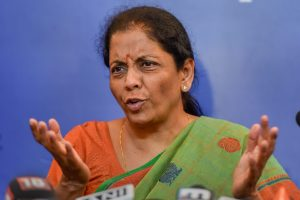 No Plans To Revise Fiscal Deficit Target or Cut Spending Now, Says Nirmala Sitharaman