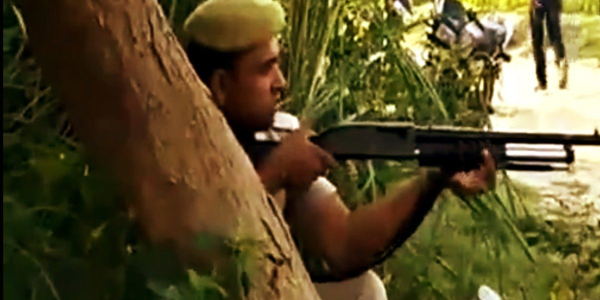 UP Police 'Invited' Media to Watch an Encounter in Which Two Men Were Killed