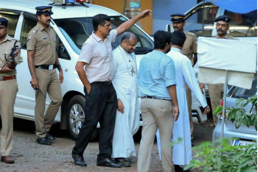 Amid Growing Public Outrage, Bishop Franco Mulakkal Arrested in Kerala Nun Rape Case