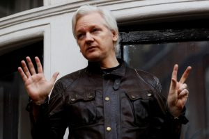 WikiLeaks Founder Assange Appears in British Court to Fight US Extradition Bid